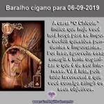 Carta do Baralho Cigano para 06-09-2019: O Chicote