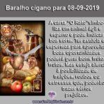 "Carta do Baralho cigano para 08-09-2019: ""O Rato"""