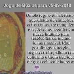 Confira o Jogo de Búzios para 05-09-2019: Omulú rege o dia
