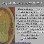 Confira o Jogo de Búzios para 07-09-2019: Oxumarê rege o dia