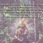 Salve Caboclo Ubirajara e a sabedoria de seu Povo!