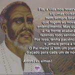 Salve a sabedoria de Pai Guiné, sempre ao nosso lado!