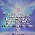 Hoje, dia 2 de outubro, é dia do Anjo da Guarda!