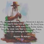 Que o amado Pai Guiné nos ilumine com sua sabedoria e simplicidade!