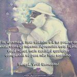 Saravá, Vovô Benedito! Salve toda sua sabedoria e proteção!