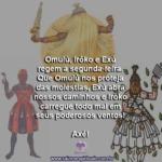 Omulú, Irôko e Exú regem a segunda-feira na Umbanda
