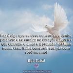 Que a paz de Oxalá se enraíze em nossos corações