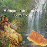 Adoçamento amoroso com Oxum, a Deusa do amor na Umbanda!