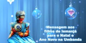 mensagem aos filhos de Iemanjá