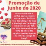 Promoção de Junho de 2020 – aproveite descontos em diversos trabalhos