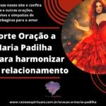 Forte Oração a Maria Padilha para harmonizar o relacionamento