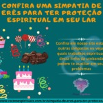 Confira uma simpatia de Erês para ter proteção espiritual em seu lar
