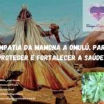 Simpatia da mamona a Omulú, para proteger e fortalecer a saúde!