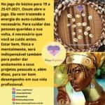 Jogo de búzios para 19 a 25-07-2021: Oxum regerá o período