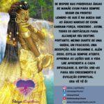 Se inspire nas poderosas águas de Mamãe Oxum! Ora Yê Yê Ô!