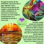 Búzios do dia 20-09-2021: Oxumarê abre o jogo regendo o dia