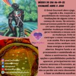Búzios do dia 06-09-2021: Oxumarê abre o jogo regendo o dia