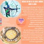 Búzios do dia 16-10-2021: Oxóssi abre o jogo regendo o dia