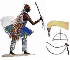 Oxossi,seus simbolos e ferramentas