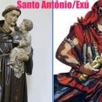 Santo Antônio sincretizado com Exú é o primeiro orixá homenageado em Junho