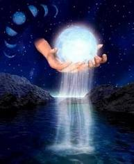 Lua nova, crescente, cheia e minguante e as simpatias